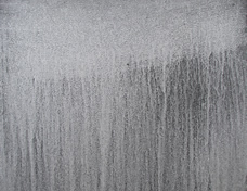Iceland: Drawings | Lava dust, graphite on board | 300 x 300mm