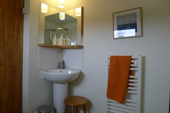 shower room/toilet